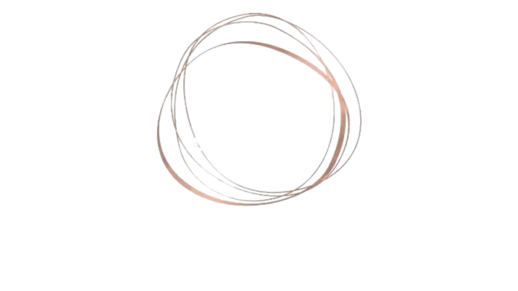 DC Hair Studio - Logo White