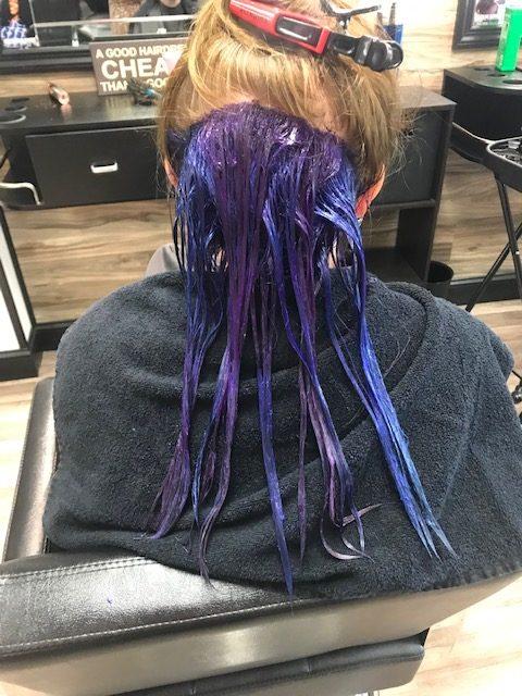 DC Hair Studio - Portfolio Work